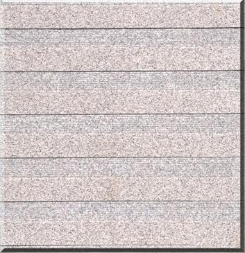 芝麻白盲道石